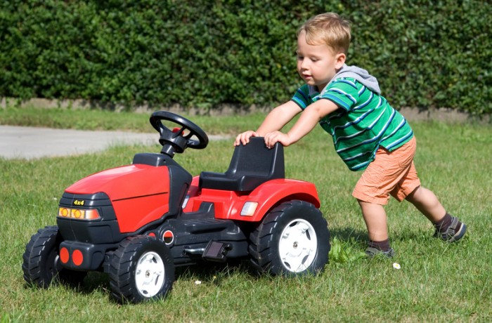 Ride On Tractors
